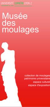 Flyer musée des moulage
