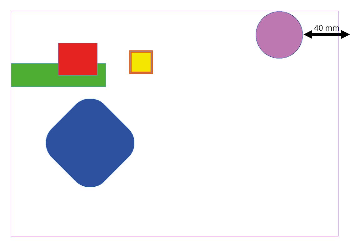 Déplacement du bloc n°5